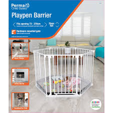 Perma Child Safety Playpen Barrier Bunnings Warehouse