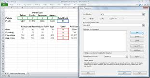 excel solver tutorial step by step