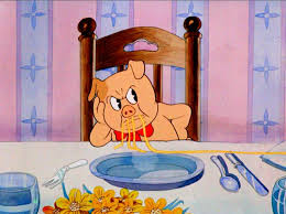 Image result for pig spaghetti