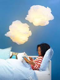 Cool Lights For Kids Rooms Cloud Lights Kids Room Kids Decor