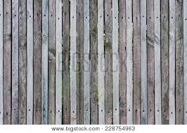 Wooden Fence Thin Image Photo Free Trial Bigstock