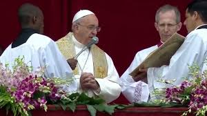Papa Francesco Benedizione Urbi Et Orbi Pasqua 2015 HD