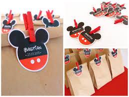 La Tiendita Party Studio Cumpleanos Mickey Minnie Fiesta De