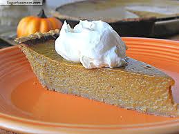 healthier pumpkin pie low calorie