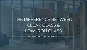clear glass low iron