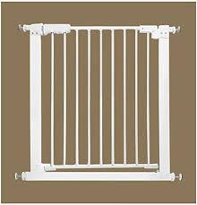 Child Safety Gate Bar Pet Door Bar Dog Fence Indoor Anti Dog Isolation Railing Safety Fence Teddy Large Small Dog Fence Size E 92 102cm 36 2 40 1in Amazon Co Uk Baby