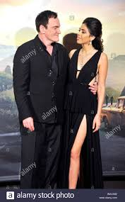 Rome, Italien. 02nd Aug, 2019. Quentin Tarantino with wife ...
