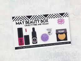 beauty box subscription box review