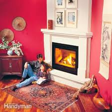 how to install a gas fireplace diy