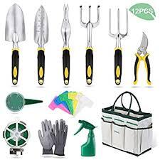 com ukoke garden tool set 12