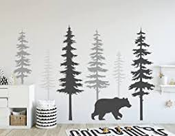 Amazon Com Bear Wall Decals