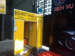 Máy rửa xe máy tự động GO&GO - Thiết bị rửa xe máy hàng đầu Việt Nam -  Vinalinks Group