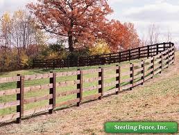 Horse Pasture Paddock Fencing Minneapolis Fence Company Minnesota