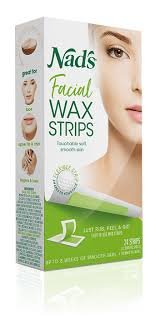 nad s hair removal wax strips