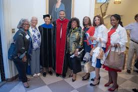 Rev. Dr. Howard-John Wesley delivers fiery address to Belles at Bennett  College's Baccalaureate – Bennett College