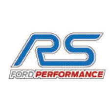 Window Decal Unobstructed View 3m Perforated Vinyl 24 Rs Ford Performance