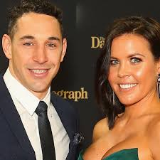 Billy Slater wife tribute: 'She has to ...