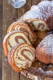 cinnamon swirl bundt cake i heart eating