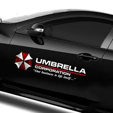 35 90cm Colored Umbrella Corporation Car Styling Pvc Sticker Side Door Body Garland Hood Sun Roof Fuel Cap Cool Decoration Decal Decal Car Sticker Decal Car Stylingdecal Door Aliexpress