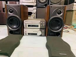 Đã bán Bãi về..dàn kenwood sa7 2 thớt... - Chuyên dàn âm thanh mini  ,amli,cdp,loa hàng nhật