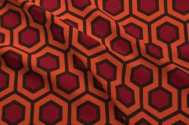 overlook hotel fabric