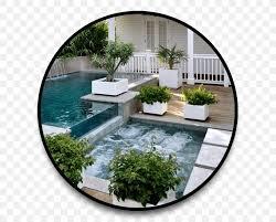 Hot Tub Swimming Pool Backyard Pool Fence Landscaping Png 660x660px Hot Tub Backyard Deck Fence Garden