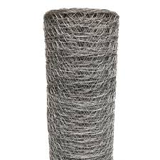 Acorn International 1 In X 6 Ft X 50 Ft Poultry Netting Pn17250 The Home Depot