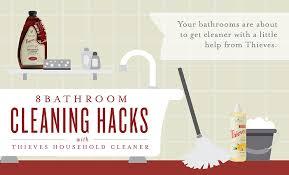 thieves household cleaner bathroom hacks