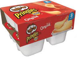 pringles snack stacks the original