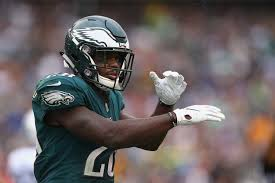 Philadelphia Eagles: Wendell Smallwood shined as a third down back