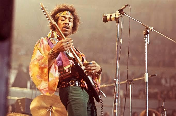 Jimi Hendrix Meninggal