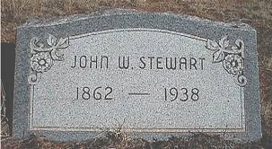 John Wesley Stewart (1862 - 1938) - Genealogy