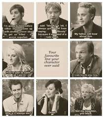 behind the scenes on harry potter cast harry potter quotes