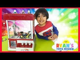 claw arcade crane machine