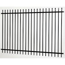 Medallion Fence 60 Inch X 91 Inch Aristocrat Fence The Home Depot Canada