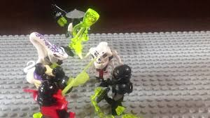 LEGO NINJAGO Region Of The Villains Episode 5 The Departed Element ...