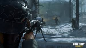 call of duty wwii widescreen hd