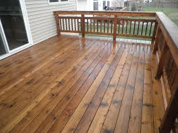 Decking Best Deck Painting With Behr Semi Transparent Deck Stain Fibrant Info