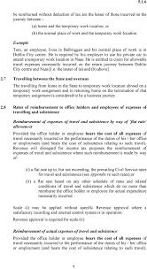 reimburt of expenses of travel