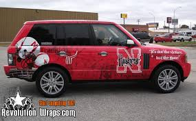 Officially Licensed Husker Vinyl Wraps Revolution Wraps