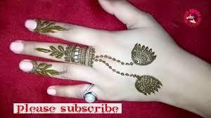 mehndi design beautiful