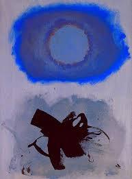 Adolph Gottlieb: Blues, 1962 | Expressionnisme abstrait, Art abstrait et  Résumé