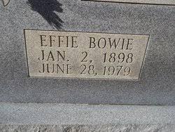 Effie Bowie Henderson (1898-1979) - Find A Grave Memorial