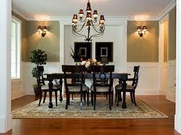 dining room paint colors dark furniture