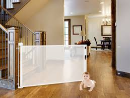 Retract A Gate Made In Usa Retractable Safety Gates For A Baby Dog Or Cat