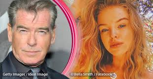 Pierce Brosnan's Granddaughter Looks Like Her Late Mom