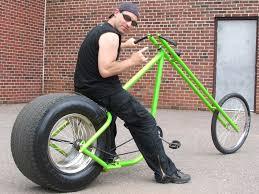 overkill car wheel chopper diy plan