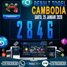 Hasil live draw Cambodia Result : 2846 Shio : Kelinci Selamat ...