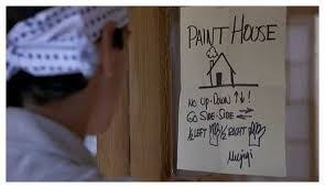 Image Result For The Karate Kid Part 1 Paint House Kids Part House Painting Painting