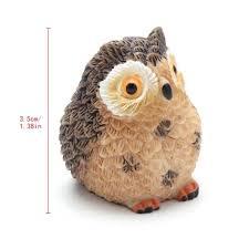 ootdty resin ute owl mini dollhouse